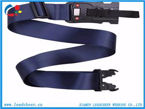 Load-Bearing Luggage Strap Suitcase Travel Belt with Tsa Lock
