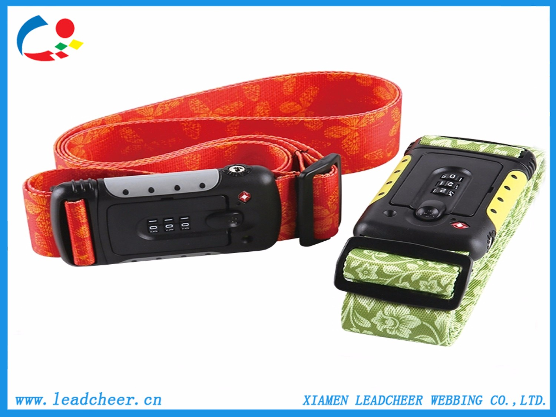 High quality Custom Adjustable Travel Luggage Belt Lanyard with Tsa Lock Quotes,China Custom Adjustable Travel Luggage Belt Lanyard with Tsa Lock Factory,Custom Adjustable Travel Luggage Belt Lanyard with Tsa Lock Purchasing