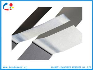 High Visibility T/C Polyester Reflective Film Material Tape for Security
