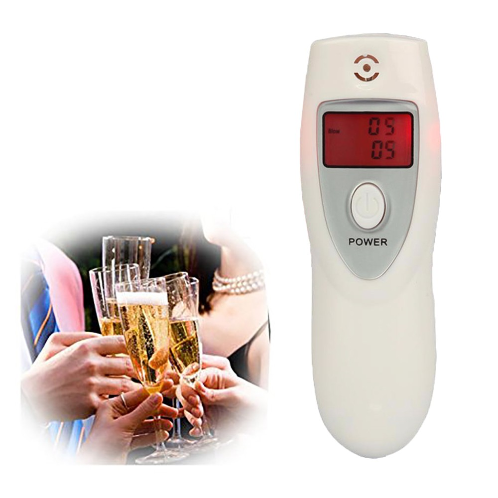 Personal alcohol tester