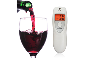 Hot Sale Breath Alcohol Tester to Germany in 2017