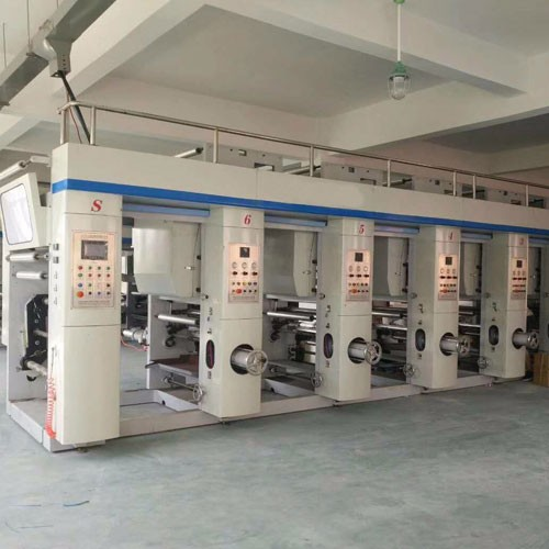 BOPP Flexo Printing Machine