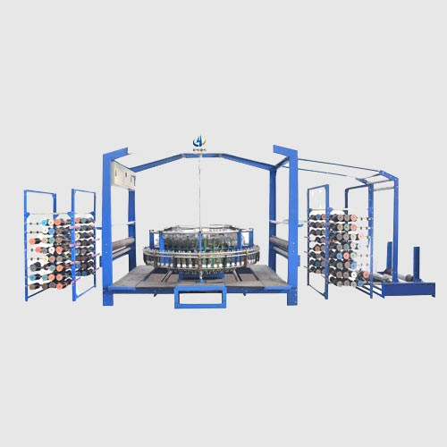 6 Shuttles Woven Bag Weaving Machine