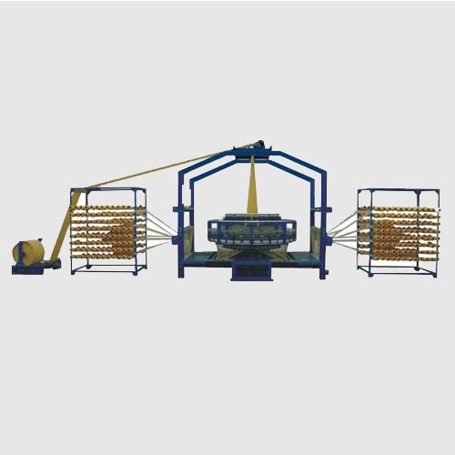 8 Shuttles Woven Bag Circular Loom Machine