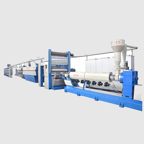 High Speed PP and PE Flat Yarn Extruding Machine