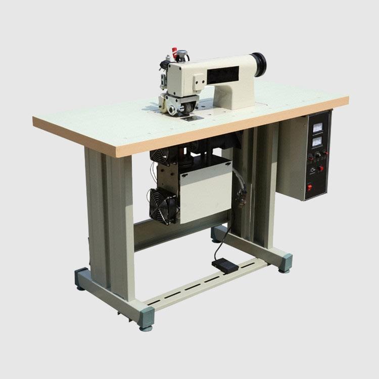 Non Woven Bag Ultrasonic Sewing Machine