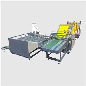 Non Laminated Woven Bag Cutting and Sewing Machine