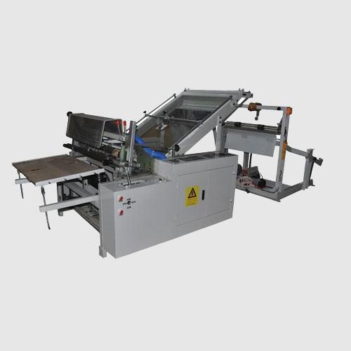 BOPP Laminated Woven Bag Cutting Machine