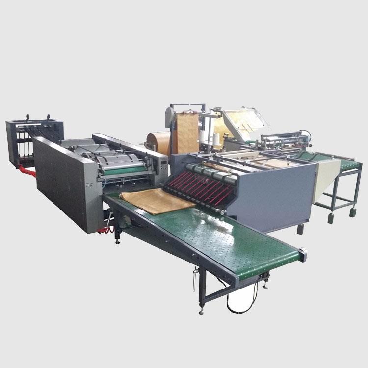 PE Woven Bag Cutting and Printing Machine