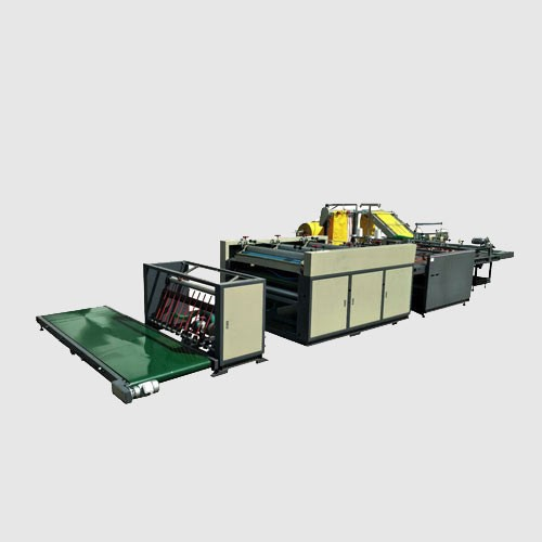 Polypropylene Woven Bag Cutting Sewing and Printing Machine