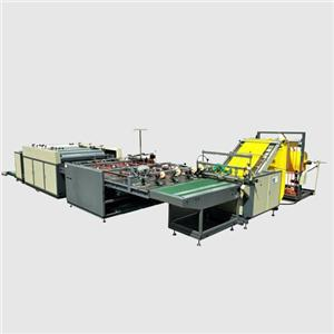 PP Woven Roll Cutting Stitching and Printing Machine