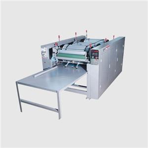 Woven Bag 3 Color Printing Machine