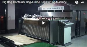 Big Bag, Container Bag,Jumbo Bag Cutting Machine