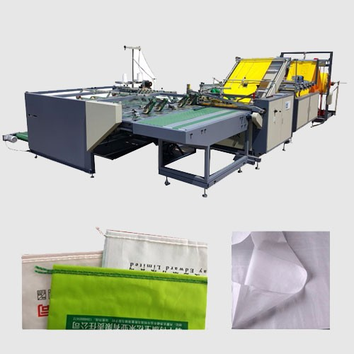 Laminated Woven Bag Cutting Sewing Machine