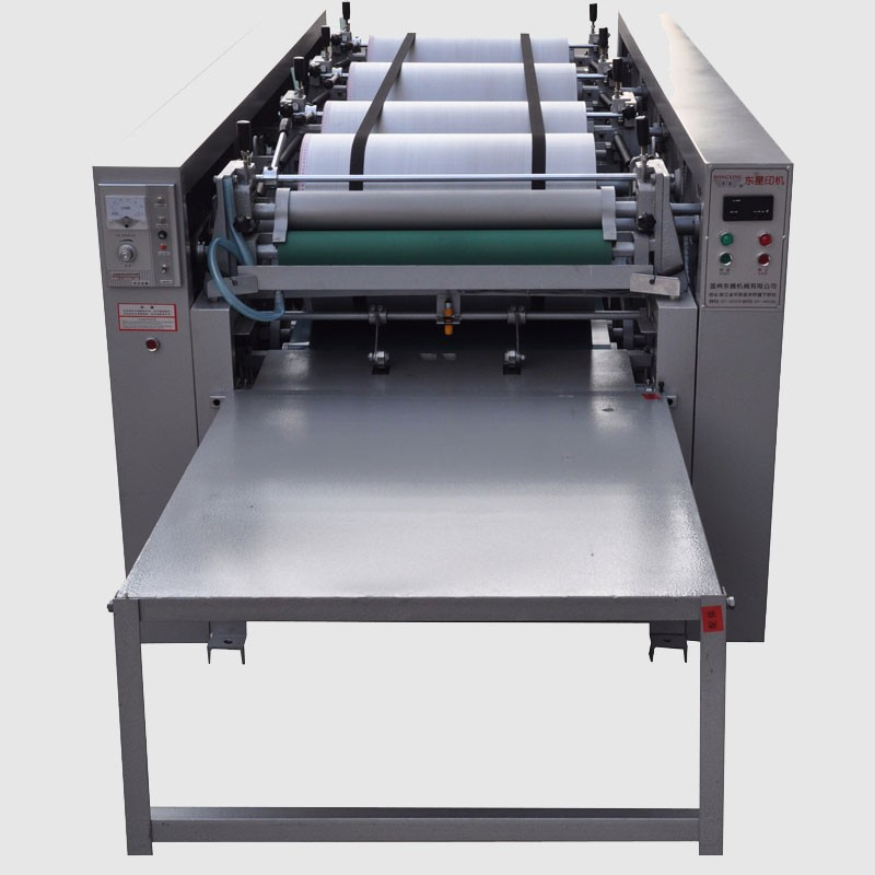 Feed Bag Piece by Piece Printing Machine