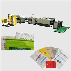 Automatic Woven Bag Conversion Line