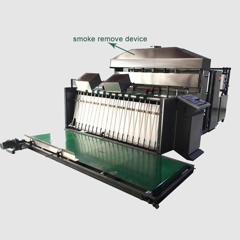 PP Ton Bag Cutting Machine