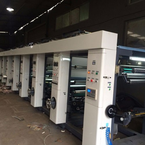 BOPP and PTE Printing Machine
