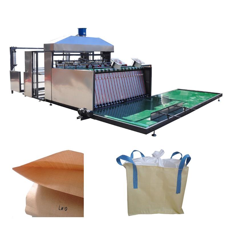PP Woven Ton Bag Cutting Machine