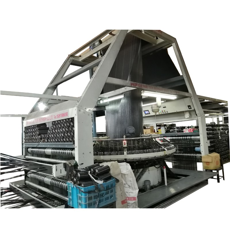 PP Self Woven Plastic Mat Weaving Machine