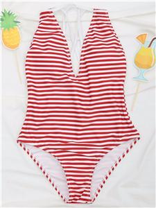 Striped Swimwear Manufacturers, Striped Swimwear Factory, Supply Striped Swimwear