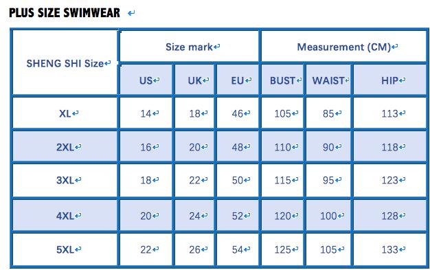 Big Size Swimwear
