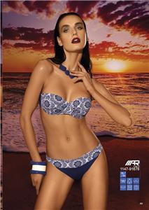blue Printed bikini Manufacturers, blue Printed bikini Factory, Supply blue Printed bikini