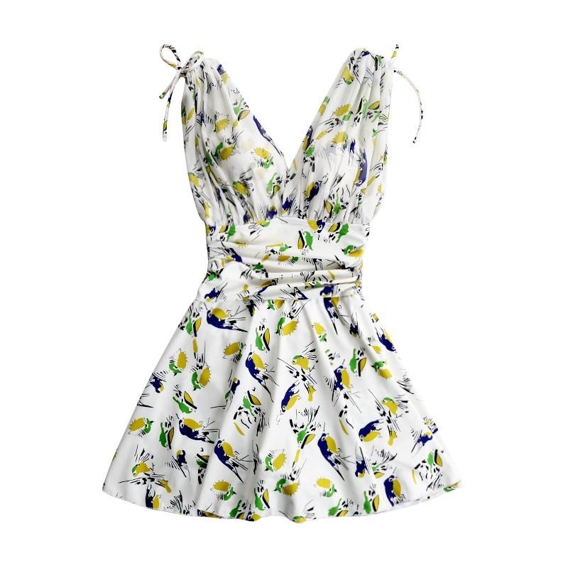 Dress Bird Print Manufacturers, Dress Bird Print Factory, Supply Dress Bird Print