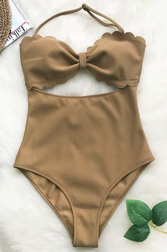 one piece swimsuit bikini