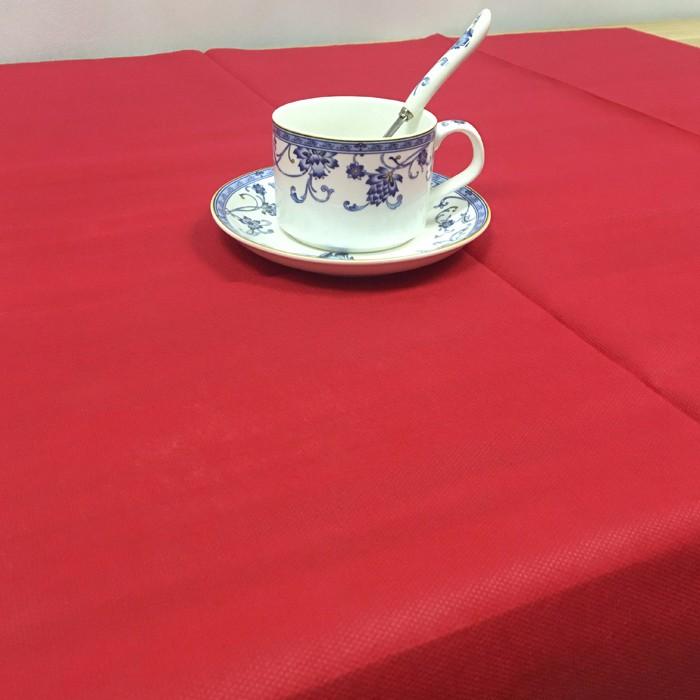 pp spunbond TNT pre-cut tablecloth
