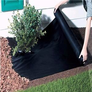 weed control mat for agriculture fabric