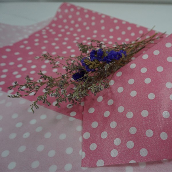 New Design high quality Wholesale PP Non Woven Fabric Printed Spunbond Nonwoven Fabrics