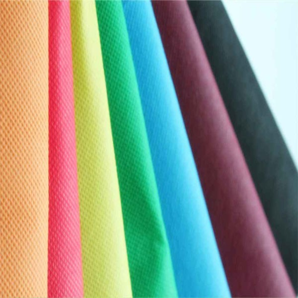 tnt textile fabric China supplier 100% pp spunbond nonwoven fabric