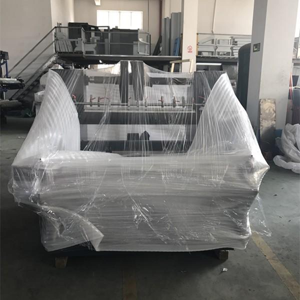 Sunshine machinery slittling machinery for cutting nonwoven fabric