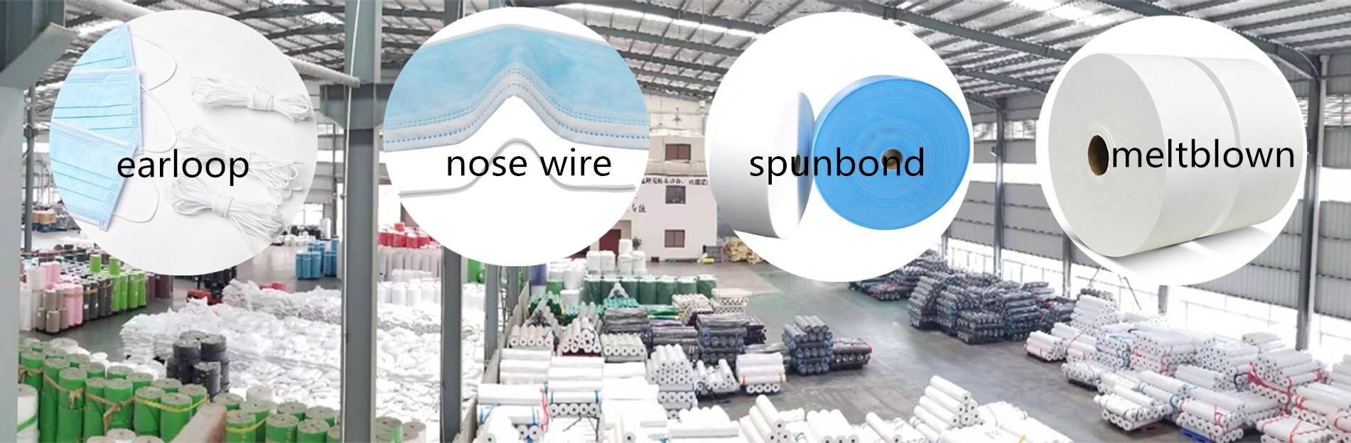 Sunshine nonwoven fabric factory