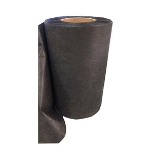 100% PP non woven 25gsm Black Meltblown fabric BFE99%