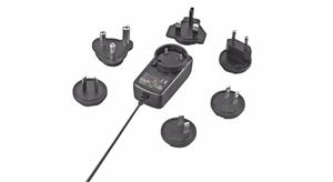 36w Interchangeable Plug Power Adapter