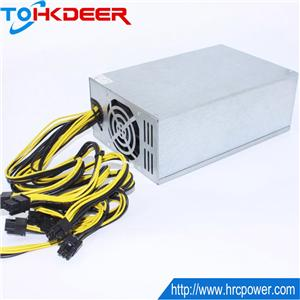 1800W Power Supply Single 12v output for Antminer S9