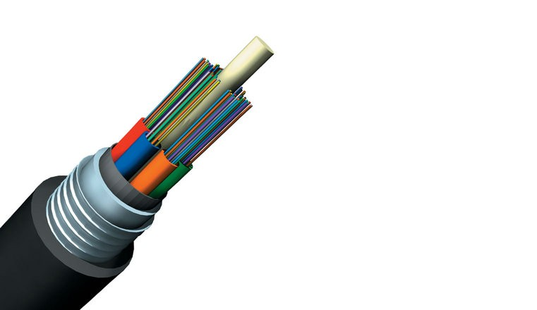 TIAN-JIE Fiber Optical Cable GYFTY53-12