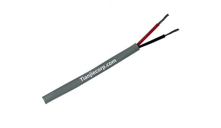 TIAN-JIE Fire Alarm Cable 1.25mm2/2C PVC Jacket