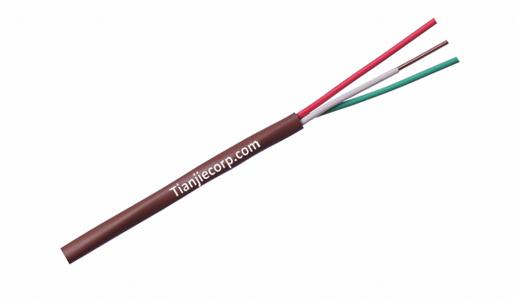 TIAN-JIE Thermostat Cable 18AWG /3C FR-PVC Jacket
