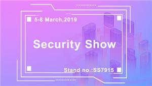 Welcome to Japan Security Show 2019 | SS7915 |