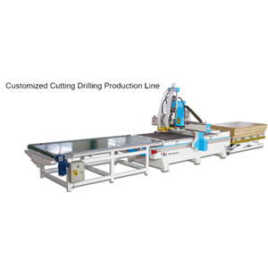 Automatic loading and unloading machine