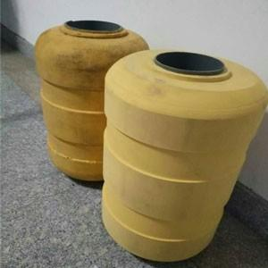 Highway Polyurethane EVA Rotating Barrel