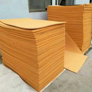 EVA Membrane And Sheet Composite