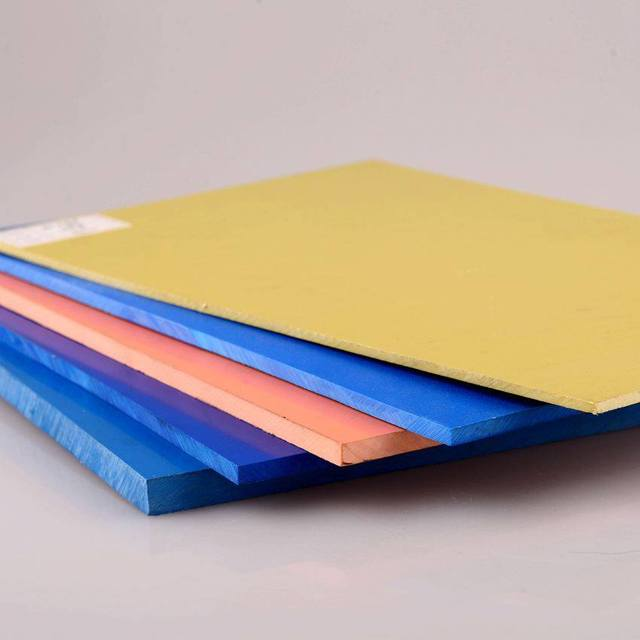 What are the differences between PVC plastic sheet and aluminum plastic sheet?