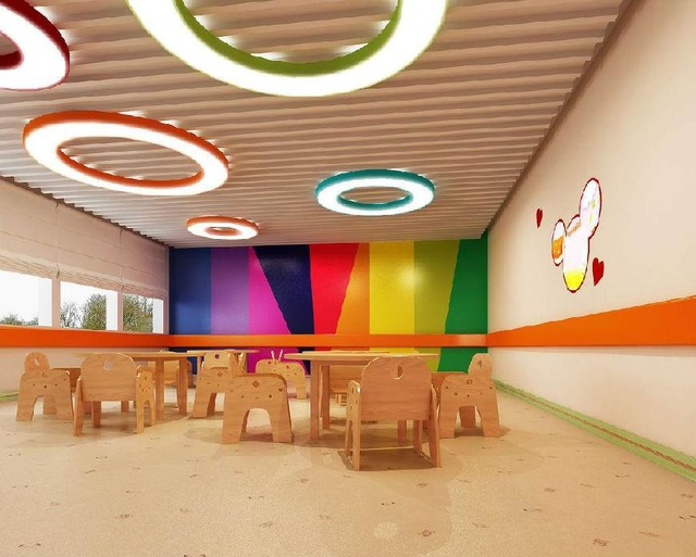 PVC plastic sheet concentrate on making children's floors