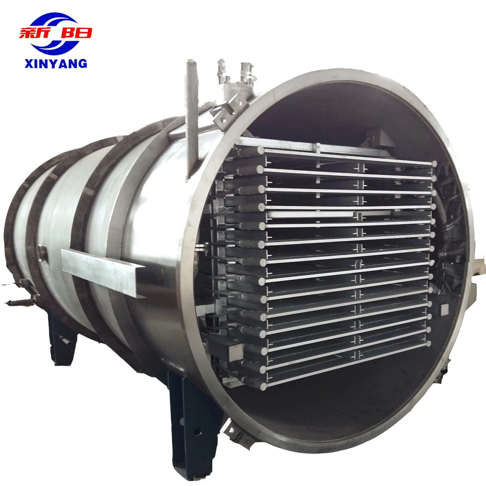 Small Freeze Dryer with 260kg Capacity