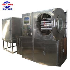 Pilot Freeze Dryer with 20kg Capacity