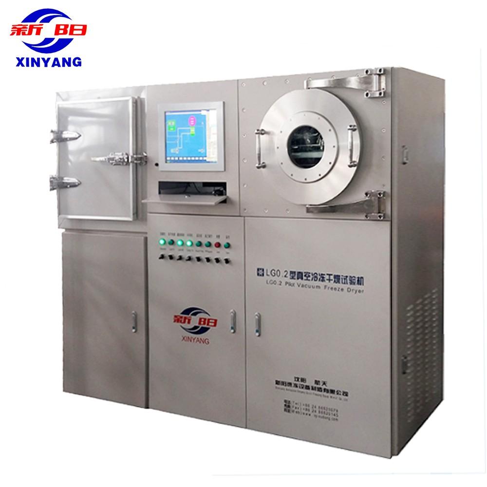 Pilot Freeze Dryer with 3kg Capacity